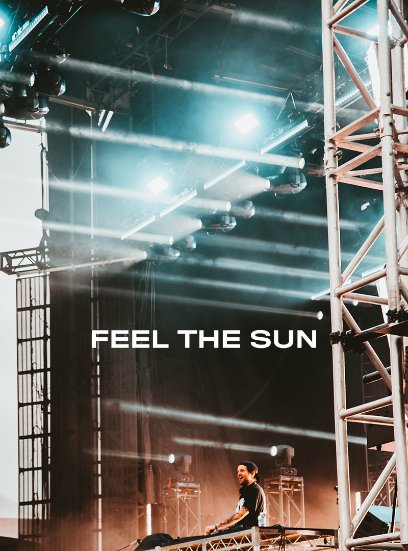 FEEL THE SUN PRODUCTIONS